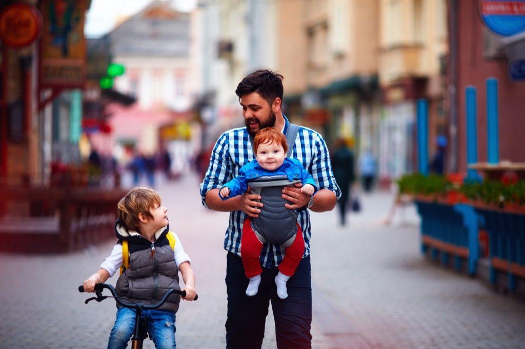 soyez un meilleur père